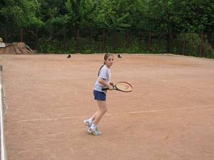 сборы в школе тенниса