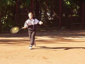 теннисный турнир тренеров