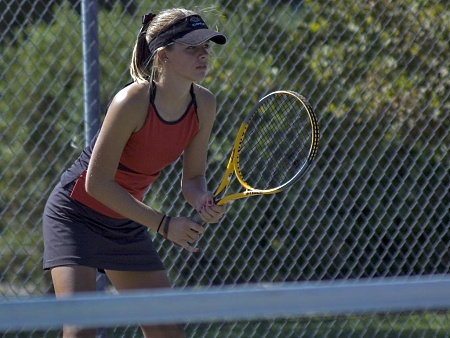 обучение юниоров теннису